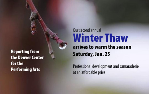 Winter Thaw offers hands-on convergent reporting experience