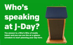 58 sessions, 70 presenters… J-Day offers so much