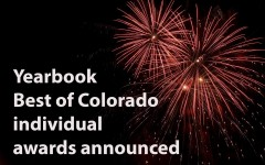 Yearbook individual winners announced for Best of Colorado 2015