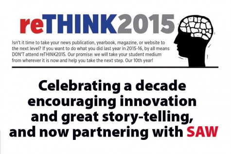 reTHINK created with student leaders and advisers in mind