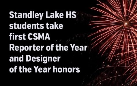 Standley Lake journalists sweep Reporter and Designer of Year awards