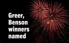 Greer, Benson Scholarship winners named