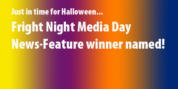 Englewood writer takes 1st place in Fright Night contest