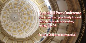 Shaffer, McNulty highlight Capitol Hill Friday