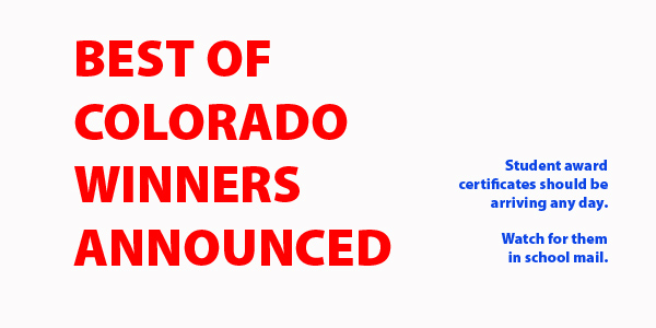 Best of Colorado individual award winners announced