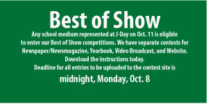 First all-electronic Best of Show results