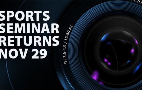 Sports journalism seminar returns