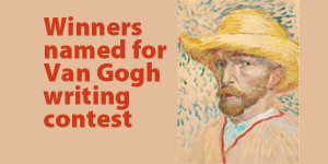Top reviews chosen from Van Gogh Media Preview contest