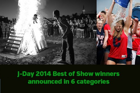 Best of Show winners announced at J-Day closing ceremony
