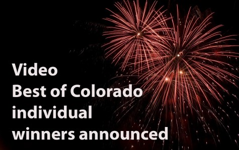 Video broadcast individual winners announced for Best of Colorado 2015
