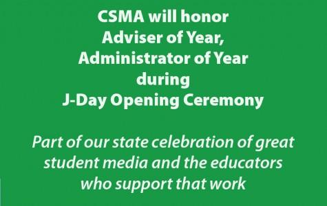 Hendrix, Biner win top CSMA awards