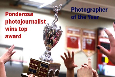 Sierra MS 8th grader earns first Middle School Journalist of the Year honor