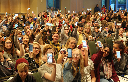 J-Day brings over 1,400 student journalists to CSU