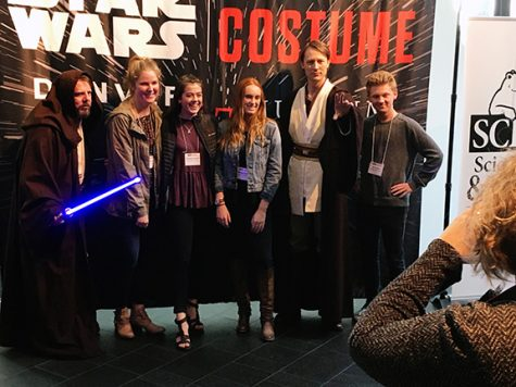 Star Wars costume media preview brings student journalists to Denver Art Museum