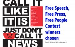Free Speech, Free Press, Free People fall contest winners announced