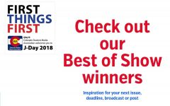 Best of Show honors top work of new school year