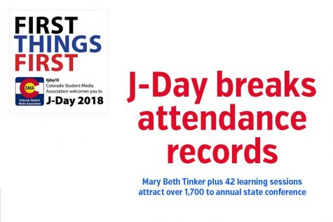 Mary Beth Tinker sets <br/>the tone for J-Day