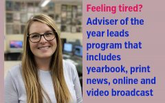 Jessica Hunziker named CSMA Adviser of the Year