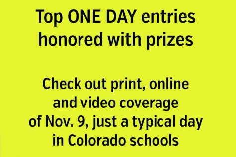 ONE DAY winter coverage challenge draws wide range of entries