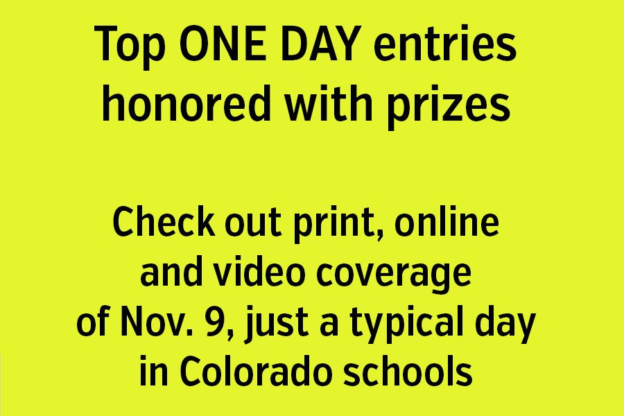 Five schools awarded vouchers honoring great ONE DAY coverage