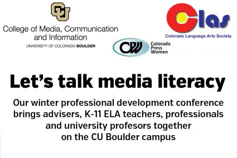 Winter professional development workshop focuses on media literacy