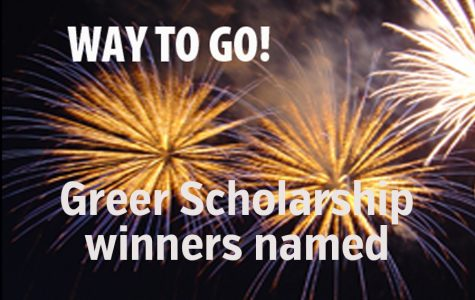 Castle View senior named <br>2019 Greer Scholarship winner