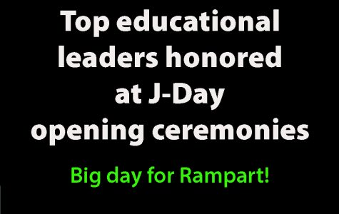 Top educators for 2019 </br>honored at J-Day
