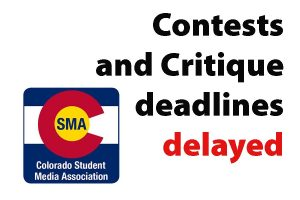 Spring deadlines delayed
